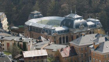 Revitalizace Císařských lázní, Karlovy Vary – INTAR a.s. ateliér Praha